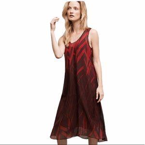 Anthropologie Floreat Serengeti Midi Dress
